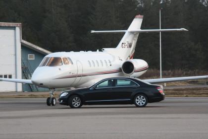 VIP transport og limosine service